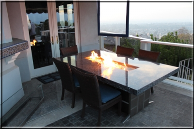 Newport Beach Fire Tables