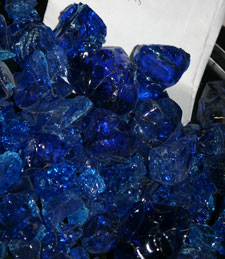 Blue Tubes CHUNKS